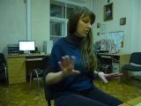 Учимся переводить на слух незнакомый текст (Лиза)