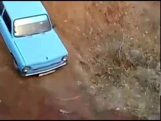 ZAZ-968M ПРОТИВ ВНЕДОРОЖНИКОВ!