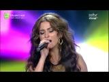 Arab Idol - النتائج - فرح يوسف و محمد عساف