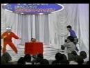Gaki no Tsukai #413 (19.04.1998) — Matsumoto vs Hamada (Akiko Wada as BATSU GAME)