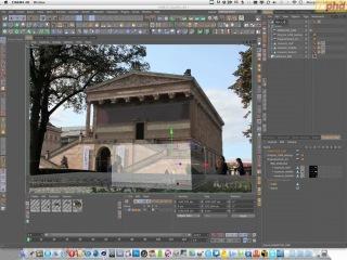 Видео курс по созданию визуальных эффектов (VFX) от Alexander Lehnert. Урок 1
