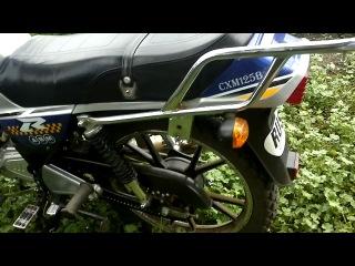 Обзор мотоцикла  Phantom Sport