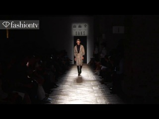 Daks Men Spring-Summer 2014 Show - Milan Men's Fashion Week MFW - FashionTV