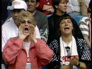 Чемпионат Европы 1996. Основная часть. Группа B. Румыния - Испания