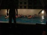 Мокрая вечеринка)))))