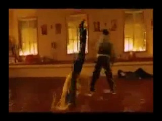 Клип - Нарезка из кинофильмов Онг Бак и Честь дракона