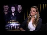 Taylor Lautner Talks Kristen Stewart Fight, Reboot & Upcoming Movies - Breaking Dawn Part 2 Junket (Clever TV)