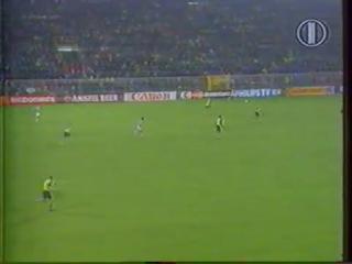 Лига Чемпионов 1995 1996 Группа С 1 тур Боруссия Д Ювентус