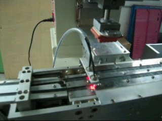 Автоматический тампонный станок для печати на SD