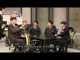 [RAW] Shinhwa Broadcst ep44 Making 1