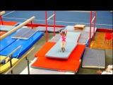 Гусева Карина,Чемпионка московской области по спортивной гимнастике