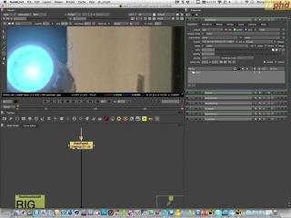 Видео курс по созданию визуальных эффектов (VFX) от Alexander Lehnert. Урок 9.2