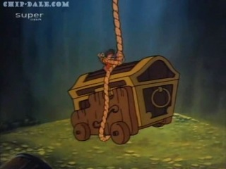 Мультфильм «Чип и Дейл: Спешат на помощь» - 31 серия.