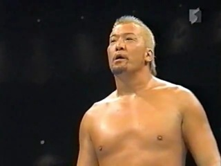 Masahiro chono vs joanie laurer (2002 год)