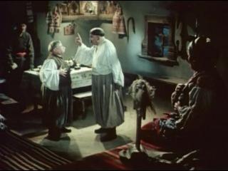 Н. Гоголь. МАЙСКАЯ НОЧЬ, ИЛИ УТОПЛЕННИЦА (1952, Александр Роу). Сказка