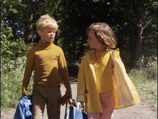Пеппи Длинный чулок Швеция ФРГ 1969 3 серия