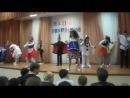 7в 2012 танец деревянных кукол
