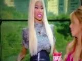 Ники пытается придушить Мэрайю - забавный момент с «American Idol»