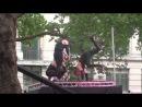 The Amazing Spiderman UK Premier - With Free Runners (Andrew Garfield, Emma Stone, Ryan Doyle)