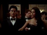 Дневники вампира The Vampire Diaries - 3x14 - Опасные Cвязи  Dangerous Liaisons (Отрывок - Танец Деймона и Елены)