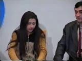 красивая песня двое парней поют дует с девушкой, Aksin Fateh, Elshen Xezer vs Gunay-Yeri Get Ala Ne Gundesen