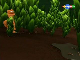 Приключения Адибу: Миссия на планете Земля. Серия 6