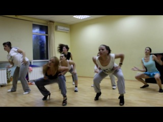 Dance Jazz-Funk wow girls