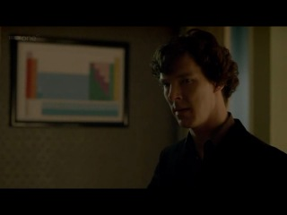 Sherlock 2.01 - A Scandal in Belgravia - Скандал в Белгравии