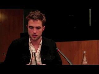 Cosmopolis Press Conference in Lisbon (29.05.12)(часть 2)
