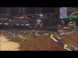 The best 2011 AMA Monster energy Supercross Crashes!