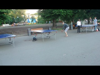 Новый вид Спорта(ХХХ теннис)