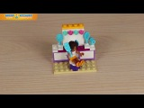 Конструктор LEGO Friends (Лего Френдс) «Спальня Андреа»