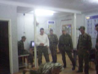 Кизнер 2006-2008 г. (РХБЗ в/ч 55498 ФУБХУХО в/ч 11129 Кизнер Удмуртия)