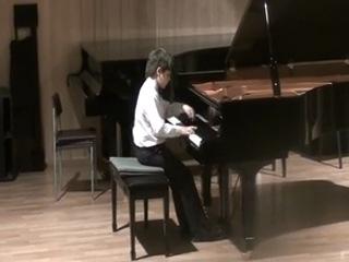 Мурад Гаджиев, первое место на Международном конкурсе