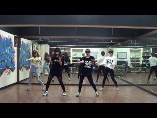 Delight - Mega Yak Dance Practice (mirrored)