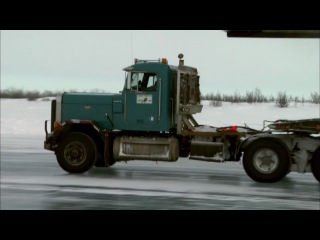 Ледовый путь дальнобойщиков Сезон 2 Серия 6 Американские грузовики Фредлайнер Кенворт Kenworth Freightliner Volvo International