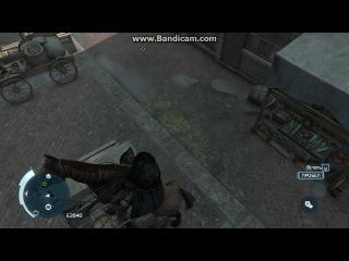 Немного зоофилии с Дезмондом Майлсом (Assasin's Creed III)