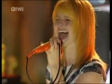 Paramore - Let The Flames Begin (Live Hard Rock Café, New York 2007)