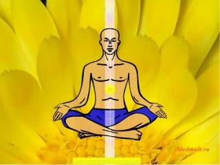 Работа с третей чакрой Манипура - практика, медитация