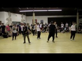 KDC Choreography to