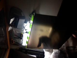 Разборка экрана Асер