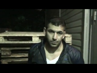 задержание армянской банды в Москве. Оперативное видео