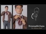 Урок 4. Как завязывать галстук узлом Ганновер.