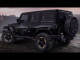 JEEP Wrangler Dragon (2012)