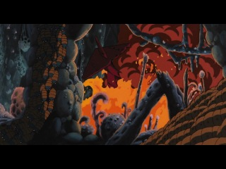 Навсикая из долины ветров / Kaze no tani no Naushika (1984) [HD 720]