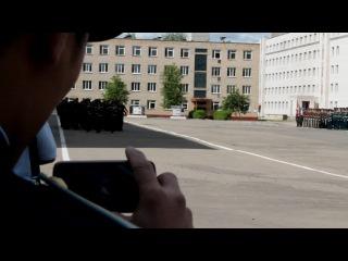 20-ти летие ВАВ ПВО ВС РФ. Смоленск, 26 мая 2012 г. (Песня Казахстан)