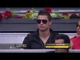 Irina Shayk and Cristiano Ronaldo  ATP 2012 Madrid 1