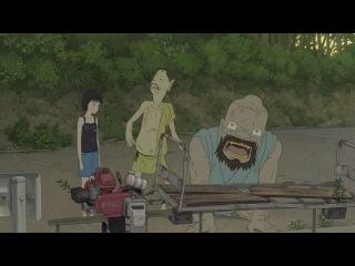 Momo e no Tegami / Письмо для Момо (2011)