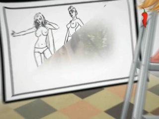 Голые и смешные. Новый сезон (эфир от 14.08.2012)       [MUZZ.SU]
