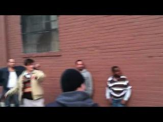 Съёмки короткометражки  Каратель: Грязная Стирка / Behind The Scenes of The Punisher: Dirty Laundry short film (2012)